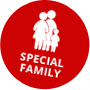 Special family travel