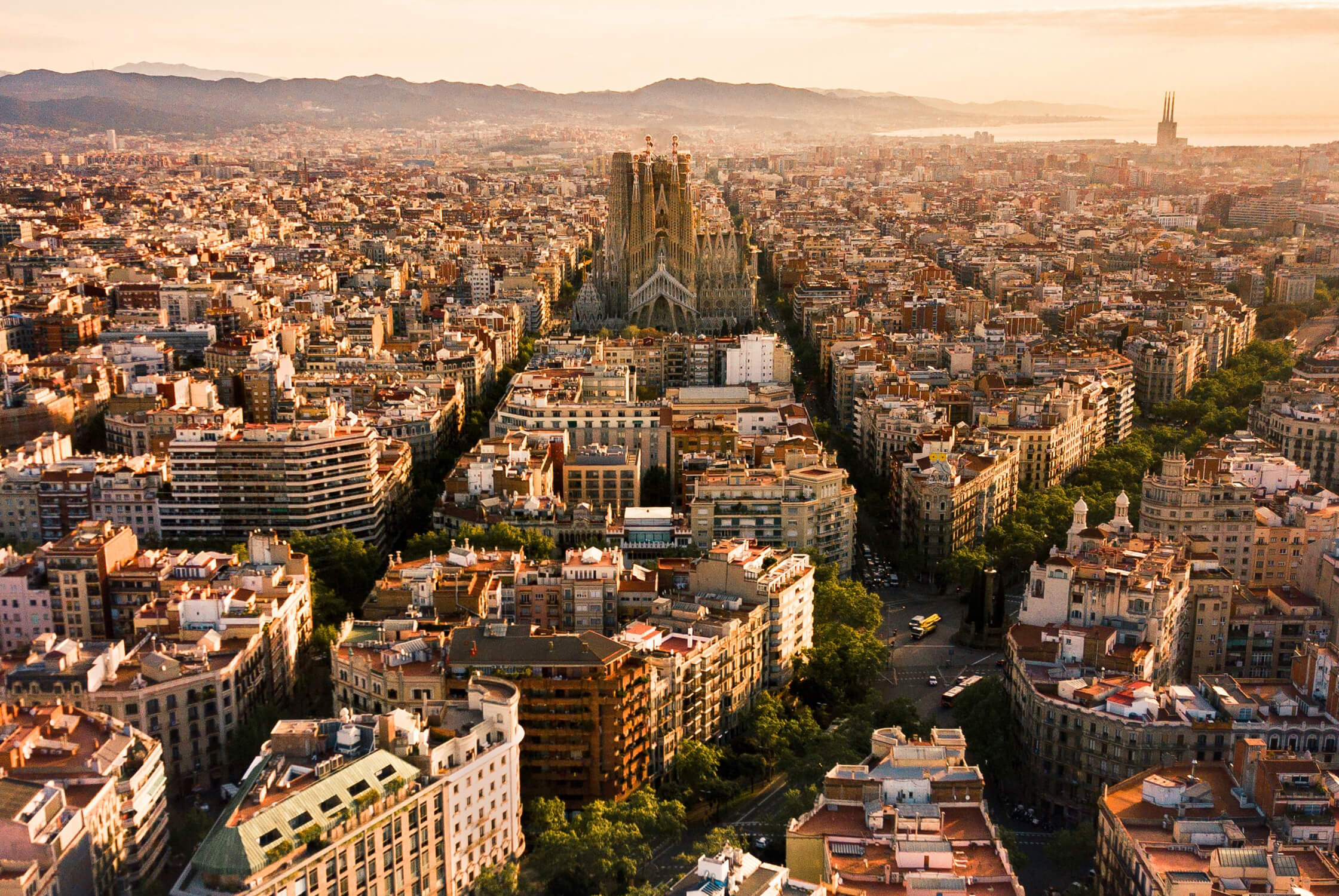 Discover Barcelona on a land tour and then cruise to Marseille, Genoa, Naples, Messina and La Valetta