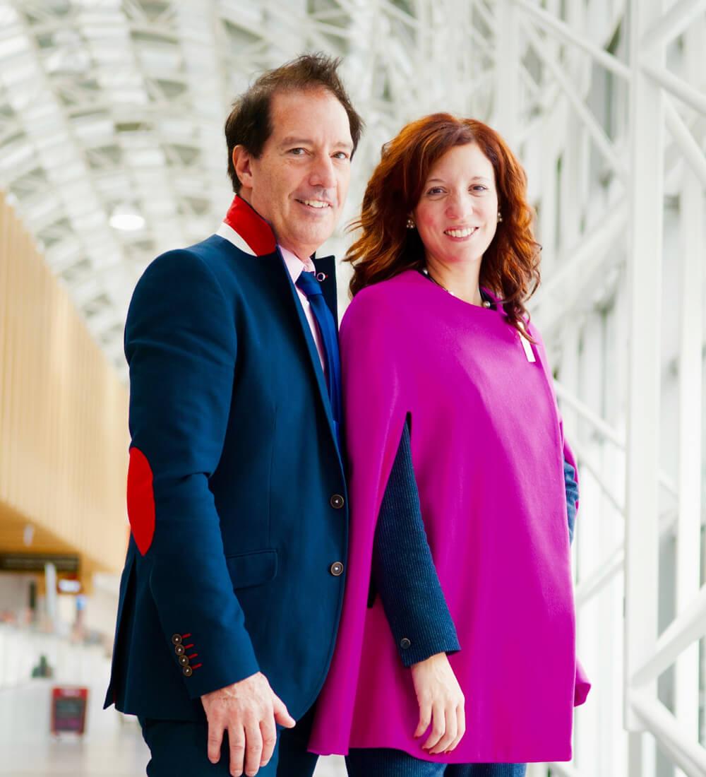 Aurore Bonvalot et Pierre Martineau cofondateurs de Collectionneurs de Voyages